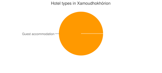 Hotel types in Xamoudhokhórion