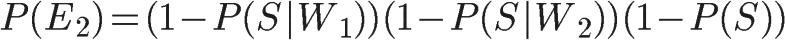 chart?cht=tx&chl=P(E_%7B2%7D)%3D(1-P(S%7