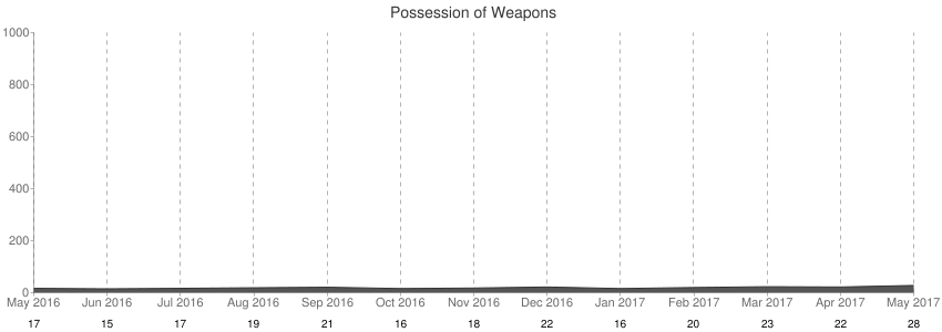 Possession of Weapons