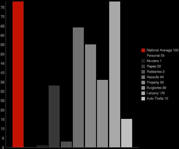 Sidney NY Crime Statistics