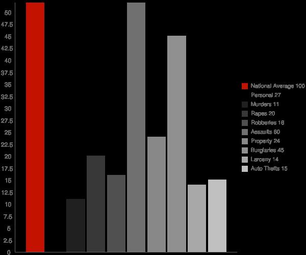Ellaville GA Crime Statistics
