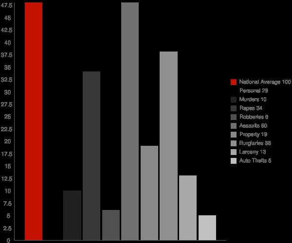 Nelliston NY Crime Statistics