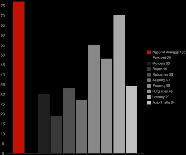 Ridge NY Crime Statistics