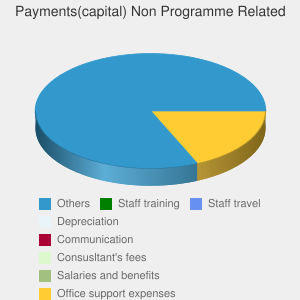 Payments(revenue) Non Programme Related