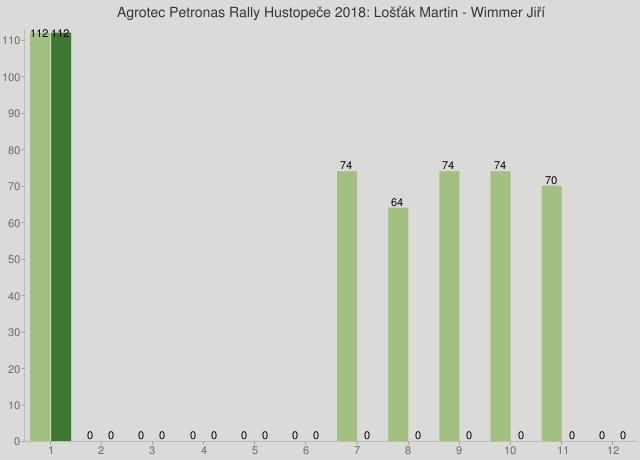 Agrotec Petronas Rally Hustopeče 2018: Lošťák Martin - Wimmer Jiří