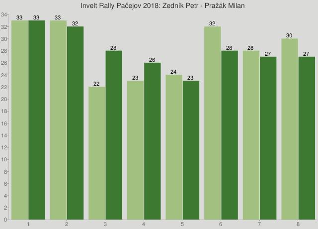 Invelt Rally Pačejov 2018: Zedník Petr - Pražák Milan