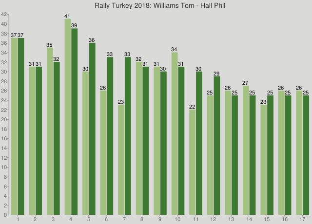 Rally Turkey 2018: Williams Tom - Hall Phil