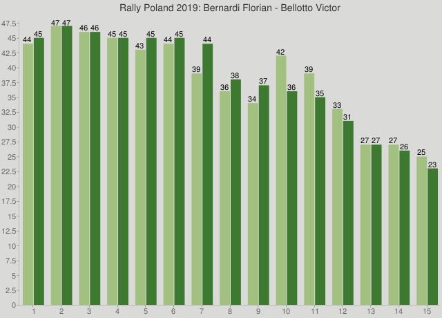 Rally Poland 2019: Bernardi Florian - Bellotto Victor