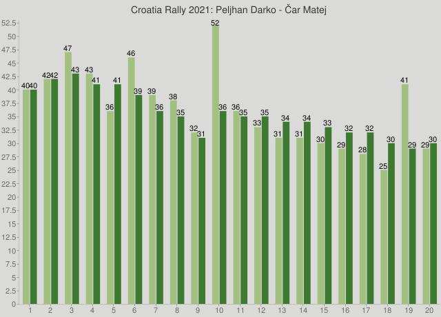 Croatia Rally 2021: Peljhan Darko - Čar Matej