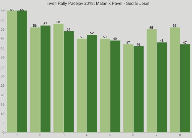 Invelt Rally Pačejov 2018: Malaník Pavel - Sedlář Josef