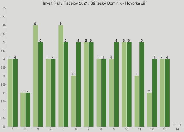 Invelt Rally Pačejov 2021: Stříteský Dominik - Hovorka Jiří