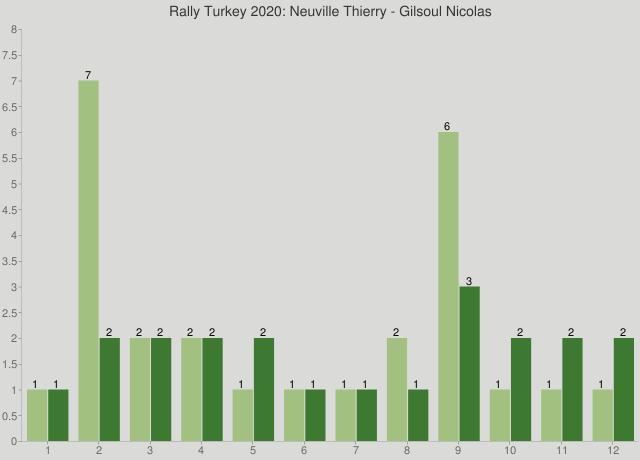 Rally Turkey 2020: Neuville Thierry - Gilsoul Nicolas