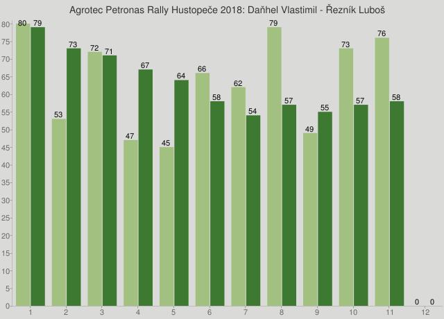 Agrotec Petronas Rally Hustopeče 2018: Daňhel Vlastimil - Řezník Luboš