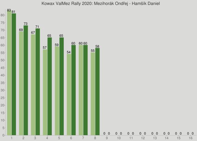 Kowax ValMez Rally 2020: Mezihorák Ondřej - Hamšík Daniel