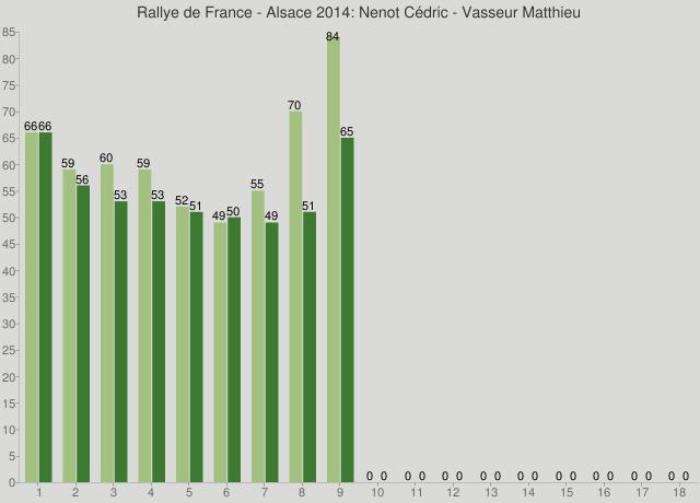 Rallye de France - Alsace 2014: Nenot Cédric - Vasseur Matthieu