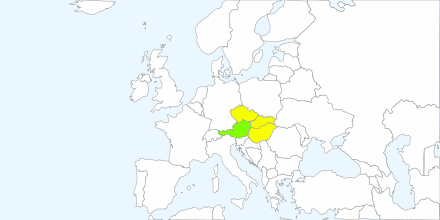 Occupation of shooter over Europe