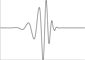 Daubechies 8 Wavelet function