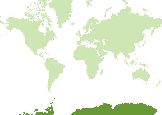 Antarktis Karte