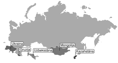 Virzienu karte