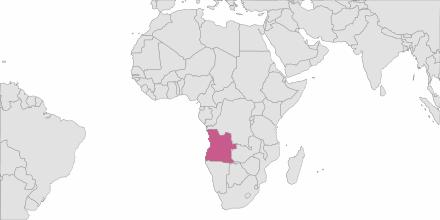 SMS sending Angola