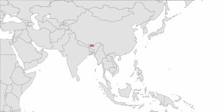 Envoi de SMS Bhoutan