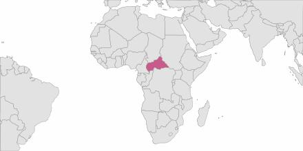 Envoi de SMS République Centrafricaine