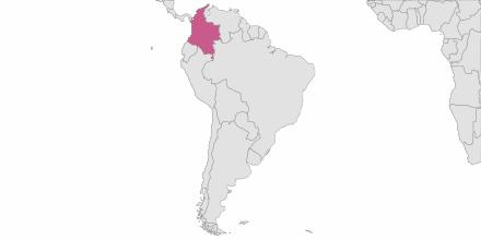 Envoi de SMS Colombie