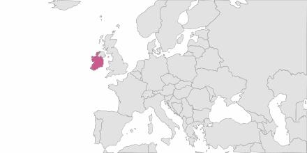 Envoi de SMS Irlande
