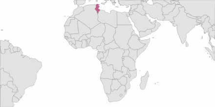 SMS sending Tunisia